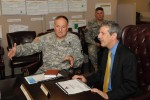 Logistics, Materiel Readiness leader visits Army Materiel Command