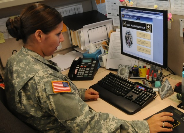 Legal site adds new feature for Reserve/NG Soldiers