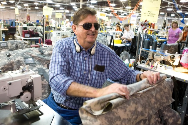 AbilityOne companies such as the Phoenix facility in Huntsville, Ala., provide meaningful employment opportunities to Billy Hallman and other individuals who are blind or severely disabled.