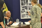Fort Campbell hosts Colin Powell for book signing event