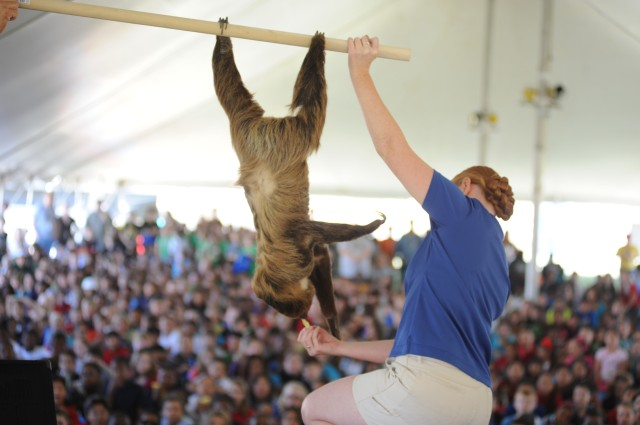 Fort Hood Earth Fest entertains and educates