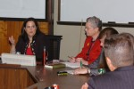 Hammack talks sustainability considerations for senior leaders with Army War College students