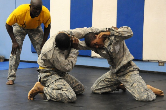 311th Best Warrior Combatives