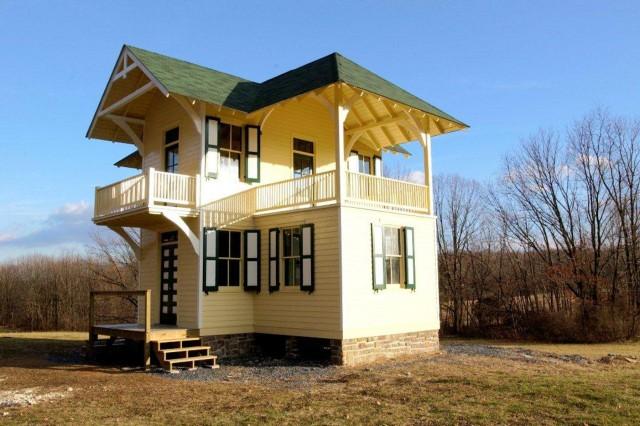 Range House after renovation