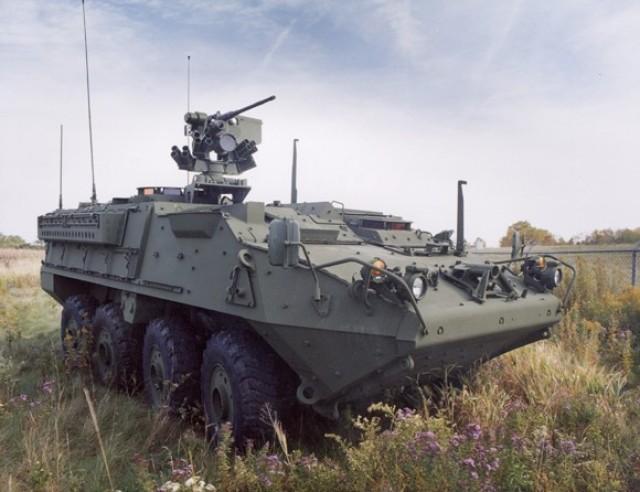 Stryker in the Field