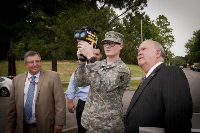 Army Geospatial Center provides eyes from the sky for boots on the ground