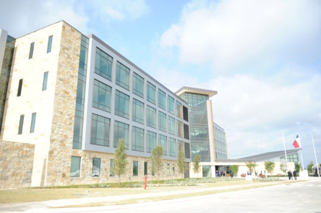 Texas A&M University Central Texas' first building opened its doors May 24, 2012, in Killeen, Texas, just outside of Fort Hood. The university is home to more than 2,500 undergraduate students, many of whom are military members and their families.