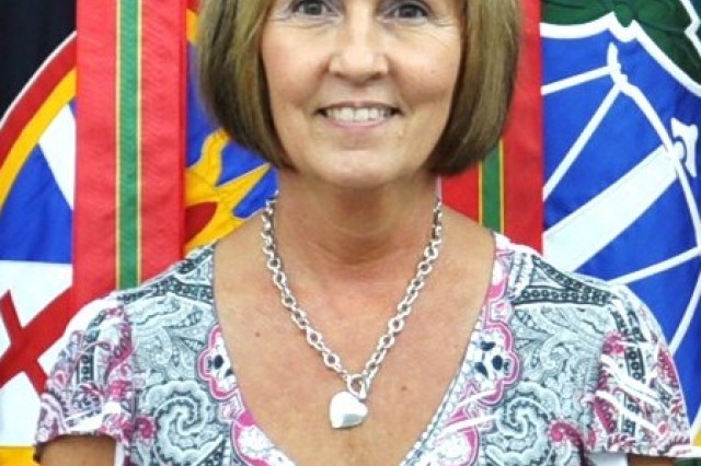 Cyndie McMullen retires June 1 after 42 years of federal civil service.