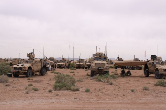 Army preparing to field Network Systems to deploying Brigades