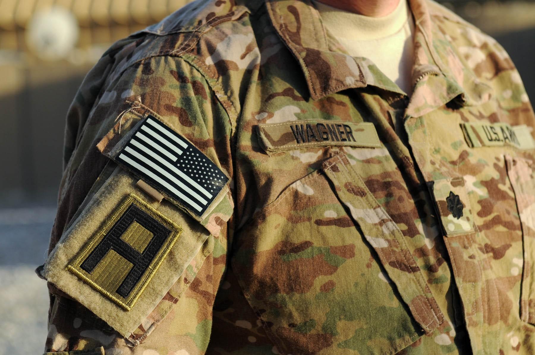 Army Popular Patch