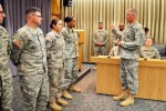 SMA learns about network defense mission at Army Cyber Command