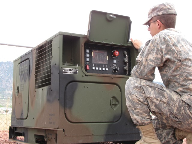 Army to deliver fuel-efficient generators to Afghanistan
