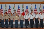 Senior U.S., Mexican Army leaders hold talks in Mexico City