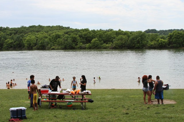 The U.S. Army Corps of Engineers' Philadelphia District hosted Get Outdoors Day June 9th at Blue Marsh Lake. The day encouraged water safety and the enjoyment of the great outdoors.