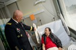 CSA visits Long Beach Veterans Affairs Medical Center