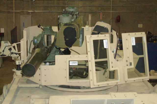 A new, ARDEC-designed gunner protection kit will provide TOW/ITAS gunners with situational awareness and significant force protection against Improvised Explosive Devices and enemy small arms fire.