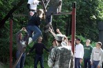 SLS students tackle teamwork challenges