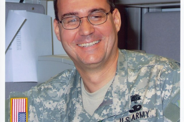 Col. Carl Castro, director of the Military Operational Medicine Research Program.