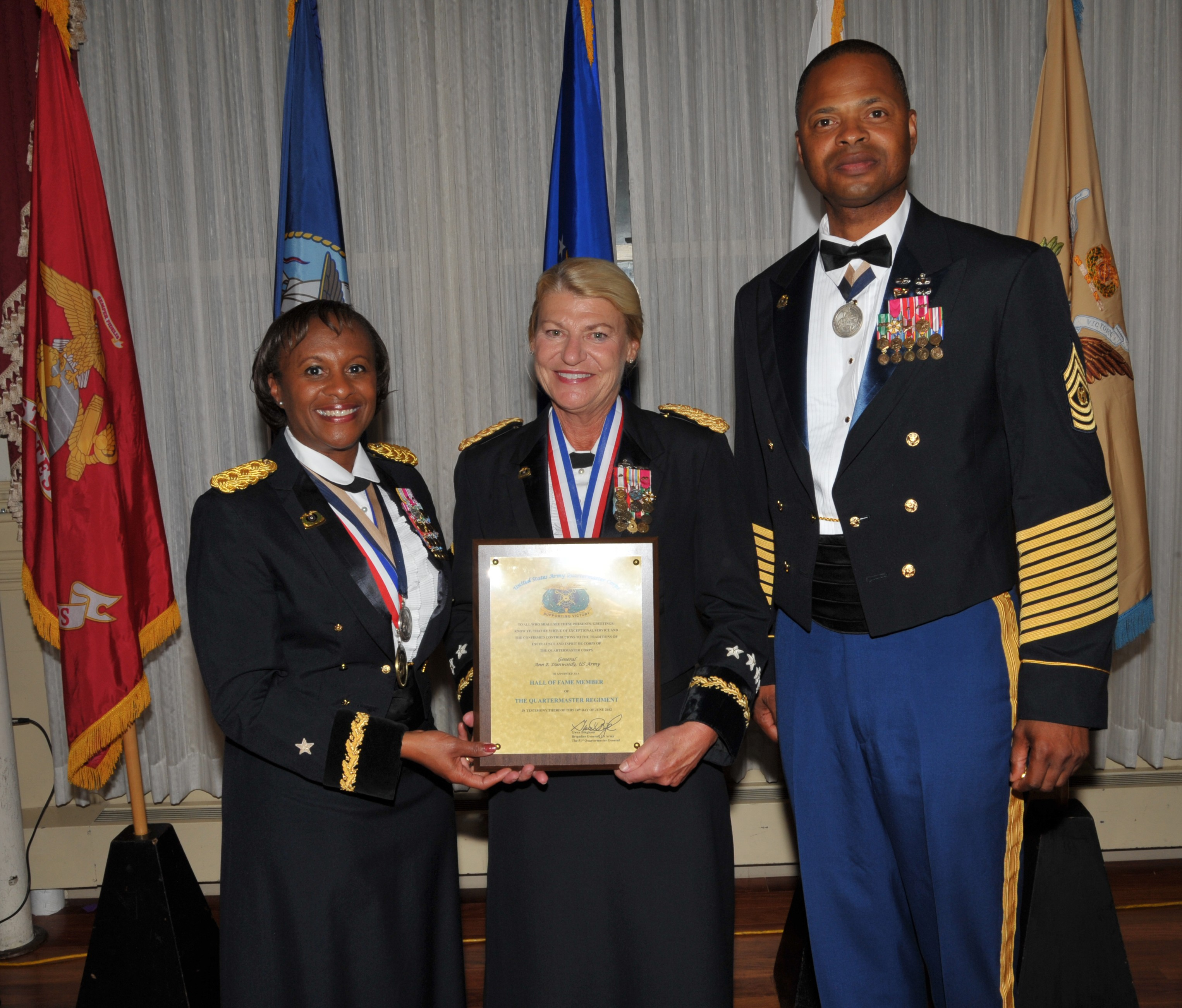 Dunwoody recognized for logistics excellence | Article ...