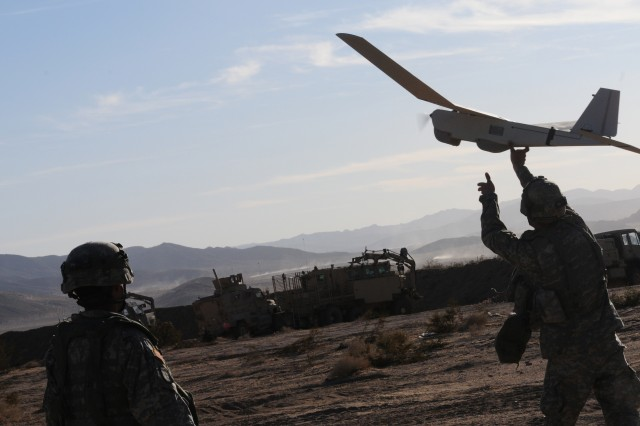 UAS operatives save lives in combat