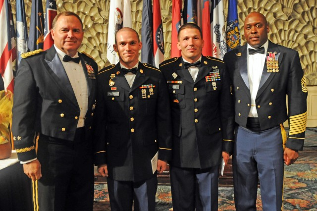 Top two U.S. Army Soldiers in the Pacific named in Warrior Challenge 2012