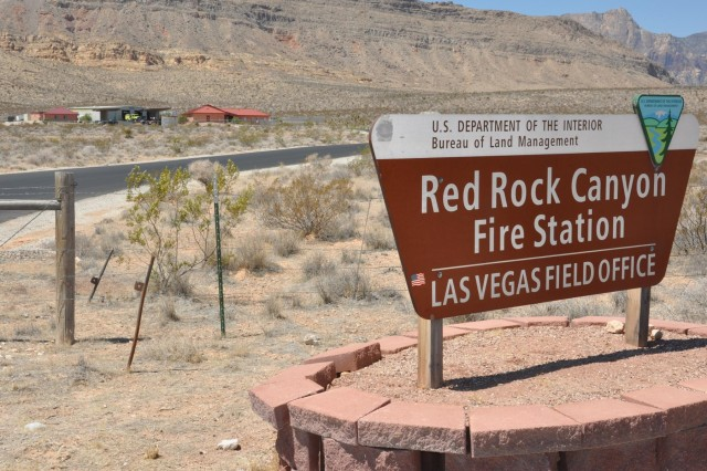 District Brings Green Power To Red Rock Canyon National