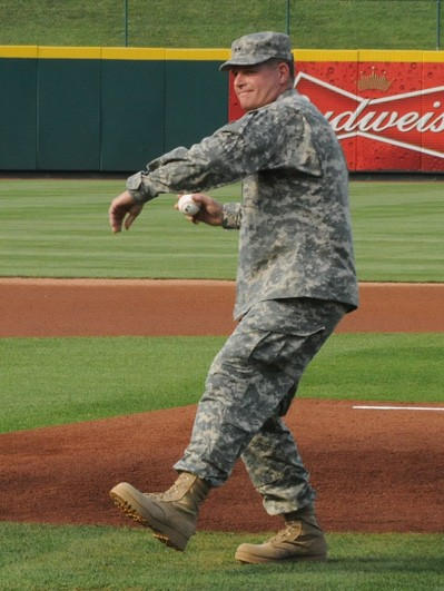 Springfield Cardinals host Fort Leonard Wood Military