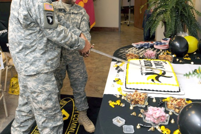 Anniston Army Depot celebrates Army's 237th birthday