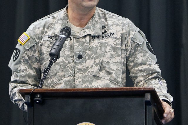 Anniston distribution center welcomes new commander