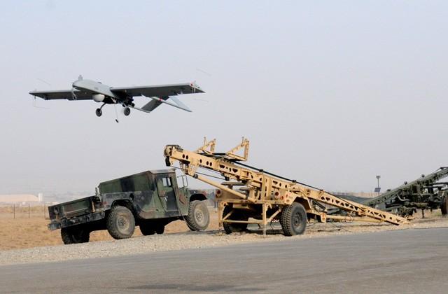 Full-Spectrum: Army pilots, UAS operators bring team effort to battlefield