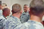 Chandler urges NCOs to promote culture of professionalism