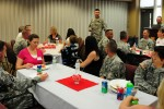 Apaches hold first newcomers luncheon