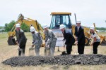 Officials break ground on new hotel at Fort Riley