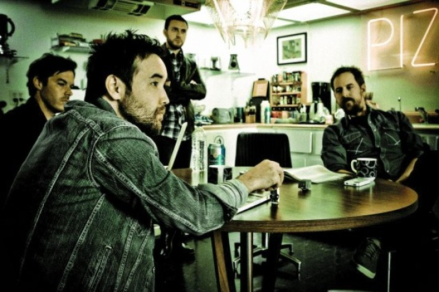 Hoobastank is set to rock USAG-HI's annual Fourth of July Spectacular.