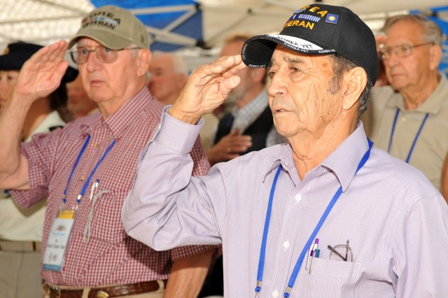 Korean War veterans remember Battle of Chipyong-ni