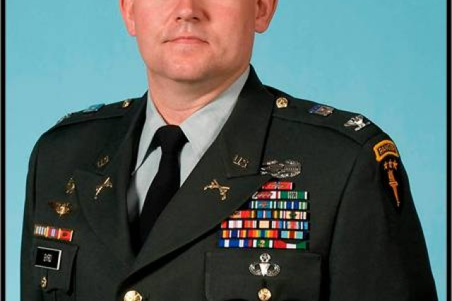 Col. Robert K. Byrd