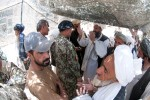 Paratroopers, Afghans build post in heart of Taliban country