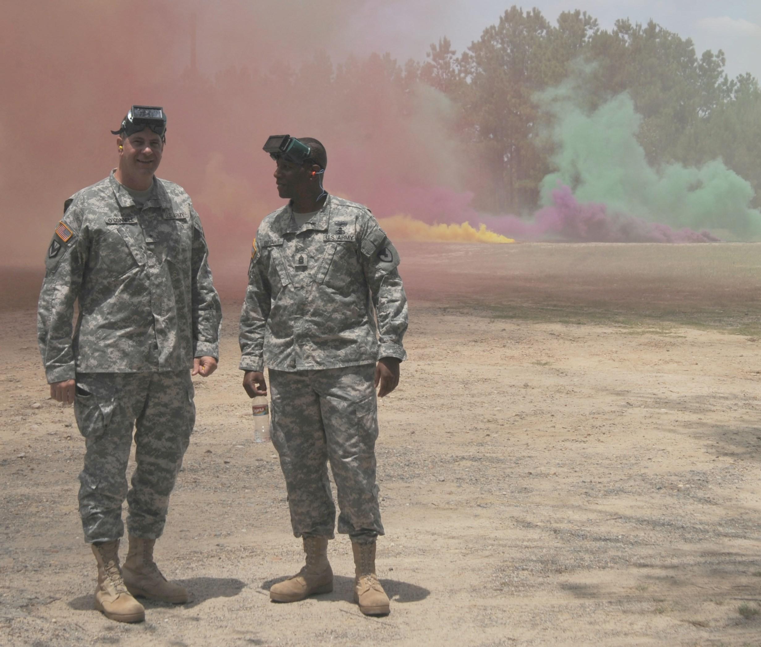 JMC commanding general visits Pine Bluff Arsenal | Article | The