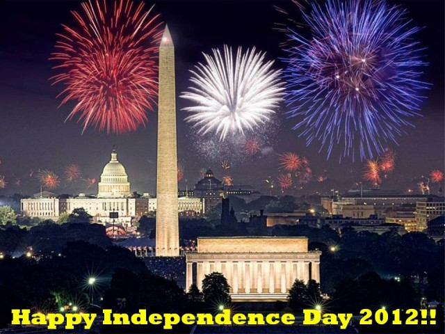 Happy Independence Day 2012!! Stay Army Strong!!