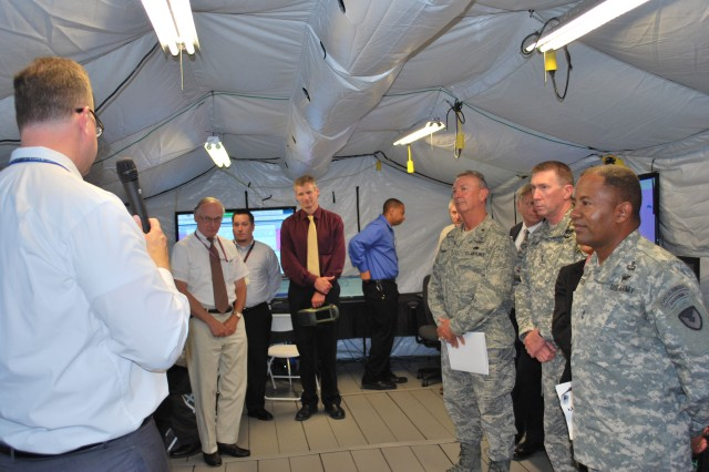 CECOM hosts world-wide Joint communications exercise at Aberdeen Proving Ground