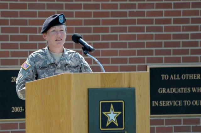Col. Leona C. Knight, Commander, 7th Brigade, U.S. Army Cadet Command
