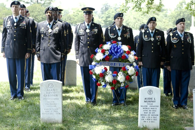 Audie Murphy Remembered Article The United States Army