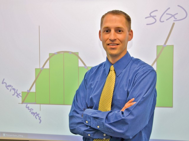Baumholder math teacher earns presidential award
