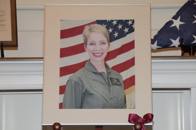 Retired CW5 Mary C. Smalley was inducted into the Aviation Hall of Fame in 2007. She was the first female Aviator to achieve the rank of Chief Warrant Officer 4 and the first regular Army warrant officer and Aviator to achieve the rank of Chief Warrant Officer 5.