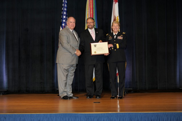 As a trusted legal advisor to the four-star Commander, Deputy Commanders and senior staff, Vincent Faggioli is a invaluable asset to the Department of the Army providing legal guidance regarding the Army Industrial Base and the Army acquisition infrastructure. Faggioli received the Meritorious Executive Presidential Rank Award.