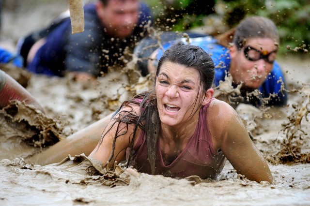 Presidio helps racers get dirty at Mud Run | Article | The United ...