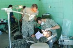 Army Reserve dentists surpass treatment goal during Honduras exercise