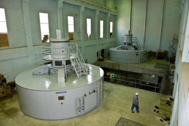 In time, the Kajaki Dam power house will get a third turbine to increase power in Helmand and Kandahar provinces in southern Afghanistan.