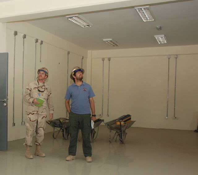 9th Commando building project nears completion, turnover to Afghan Army