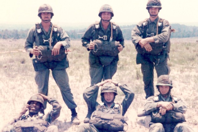 Pictured at upper left, Col. Shane Dietrich attended Pathfinder School in 1986.